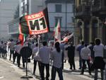 Bergamo blindata: Forza Nuova e Antifascisti