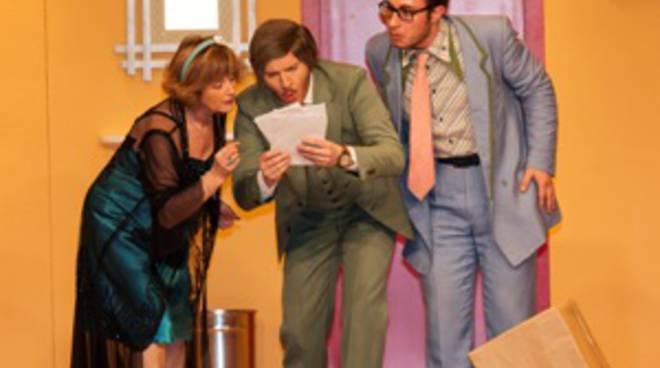 """Compagnia teatrale """"Franco Barcella"""" di San Paolo D'Argon"""