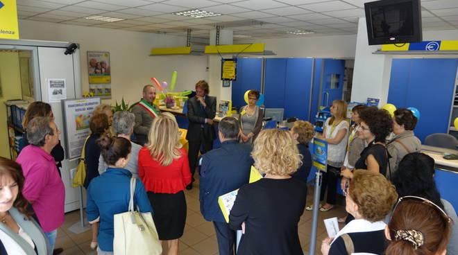 Ufficio Postale Poste Italiane : Poste italiane festeggia i nonni nellufficio di pedrengo bergamo news