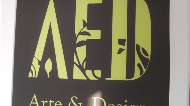 """Inaugurato lo showroom """"Arte & Design"""" a Osio Sotto"""