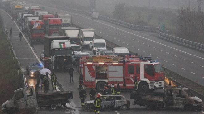 Il colpo fallito in Autostrada A1