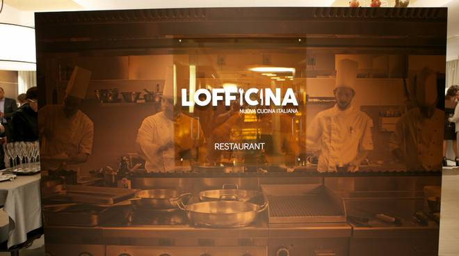 Il ristorante L'Officina ha aperto a Grassobbio
