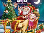 """La copertina di """"B&B e… l'aiutino a Babbo Natale"""","""