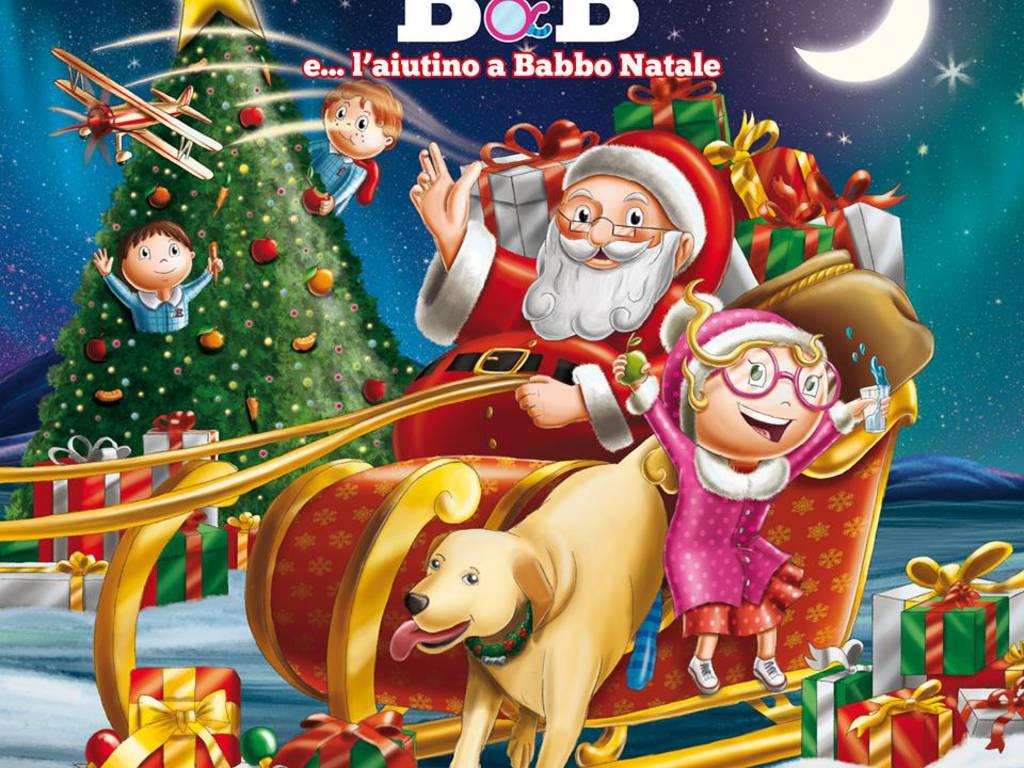 Immagini Di Copertina Di Natale.Bea Blanco E L Aiutino Di Babbo Natale Una Favola Con Sorpresa Bergamonews