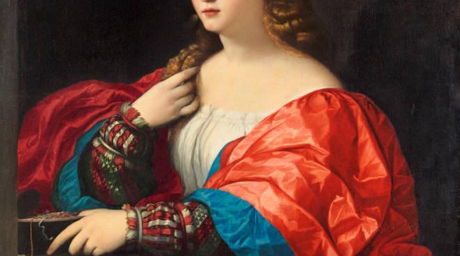 Ritratto di donna, detta La Bella Madrid, Museo Thyssen-Bornemisza  ©Museo Thyssen-Bornemisza, Madrid