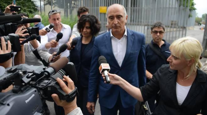 Silvia Gazzetti e Claudio Salvagni, legali di Bossetti