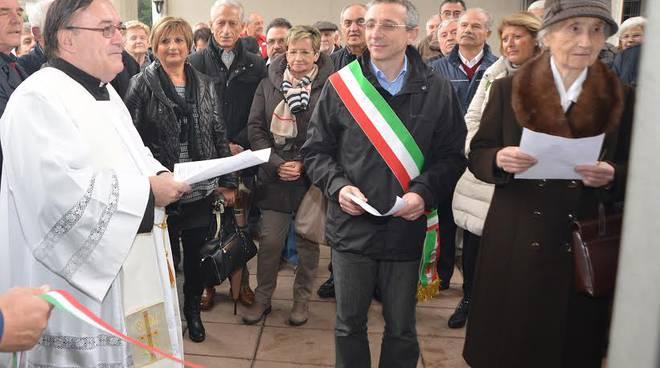 Inaugurata la nuova sede Fnp Cisl a Osio Sotto