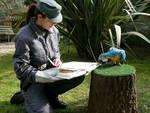 Un controllo della Forestale su animali protetti dalle norme CITES