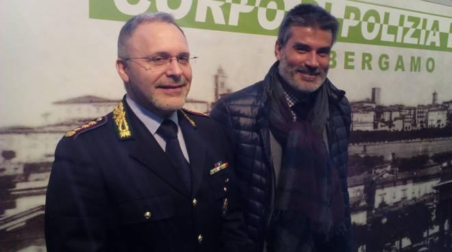 Virgilio Appiani e Sergio Gandi