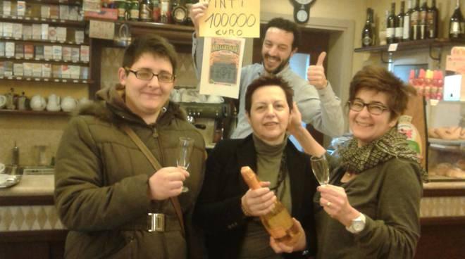 Festa al Caffè del Rubbi a Sorisole