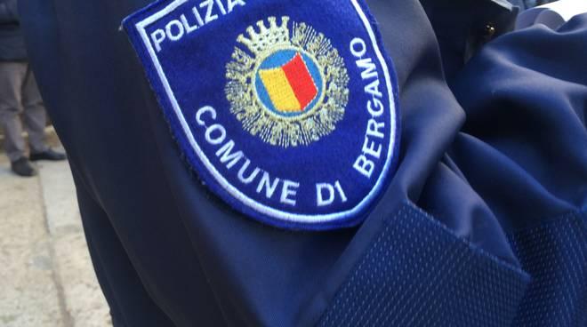 La protesta della Polizia Locale