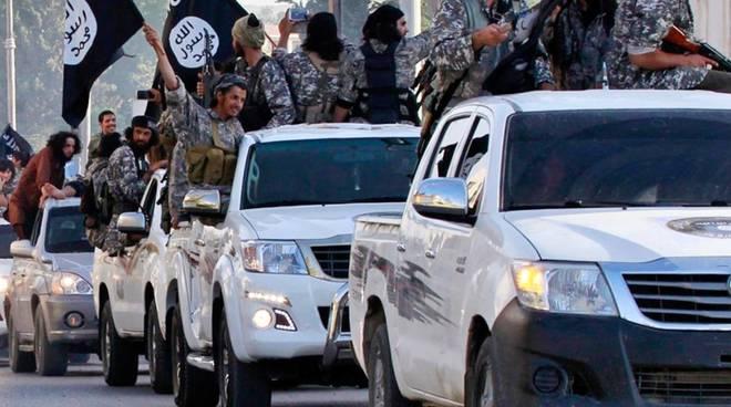 L'esercito iracheno: