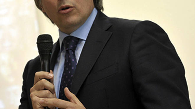 Luca Zanotti, ad di Tenaris Dalmine