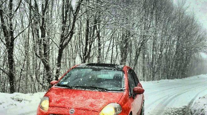Neve, le foto dei lettori - 5 febbraio