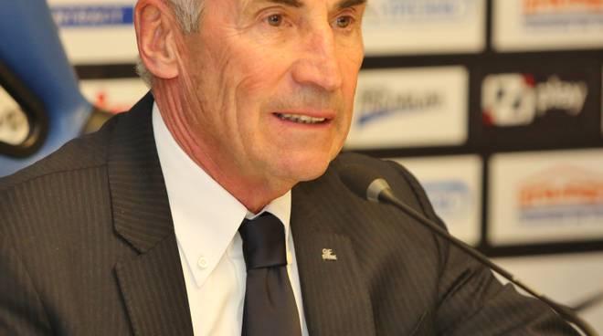 Edy Reja, nuovo tecnico dell'Atalanta