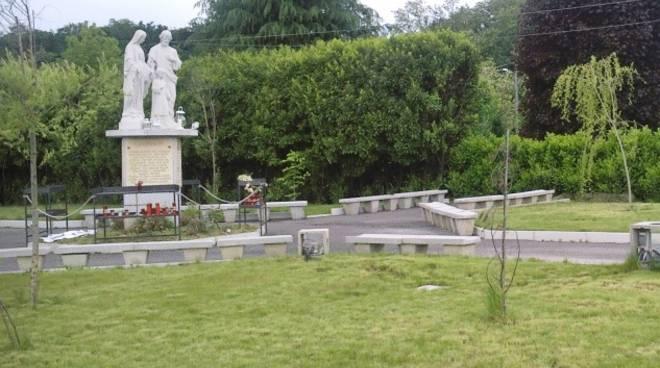 Il campo del Colleoni, a Ghiaie di Bonate