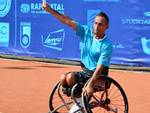 L'azzurro Fabian Mazzei, portacolori di Active Sport