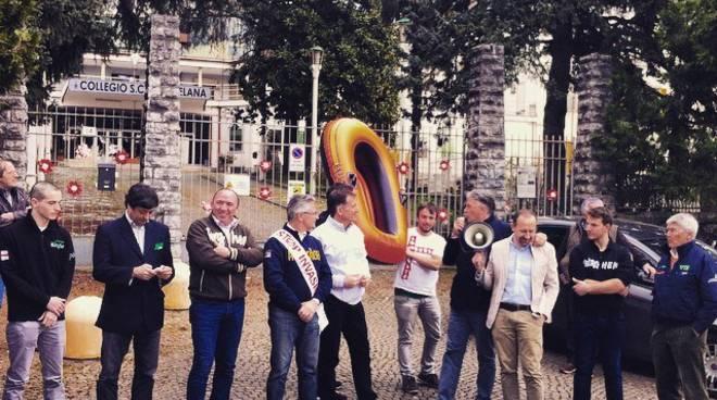 Lega in un giorno 800 firme contro i profughi al celana - Casa di riposo dalmine ...