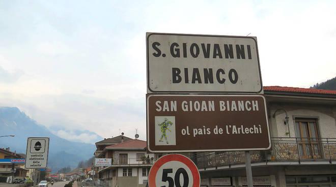 Sacra Spina 2015 a San Giovanni Bianco