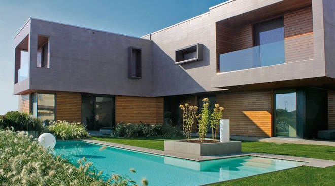 Casa a chilometro zero l 39 abitazione costruita col legno for Ottenere una casa costruita