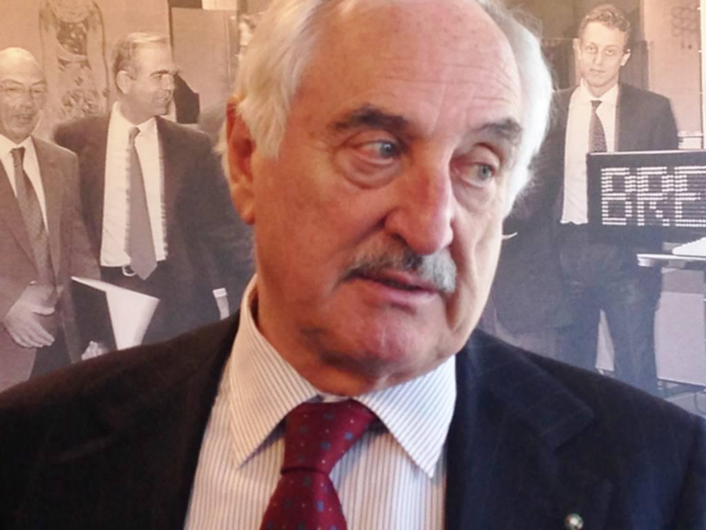Alberto Bombassei, patron di Brembo Spa