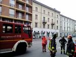 Allarme bomba in via Camozzi