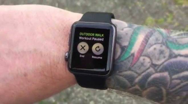 Apple Watch e tatuaggi, binomio imoposibile