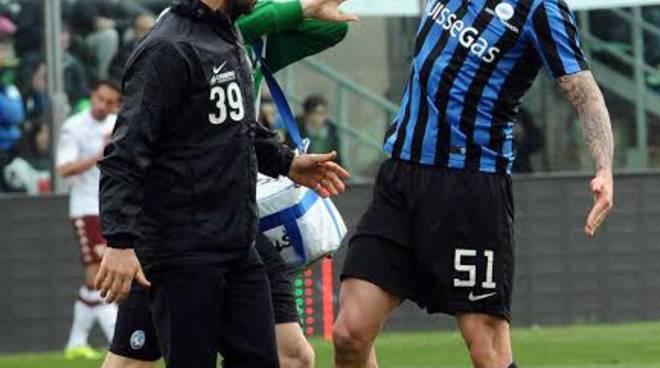 Atalanta-Torino 1-2 (forto Lombardi)