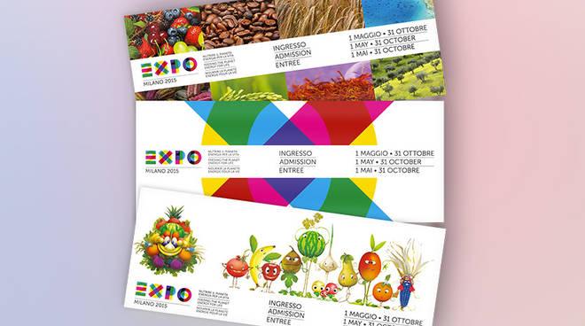 Biglietti Expo