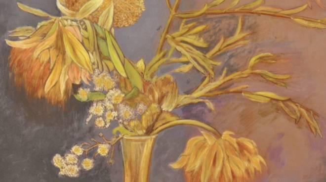 """""""Composizione floreale"""" di Giosué Zenoni"""
