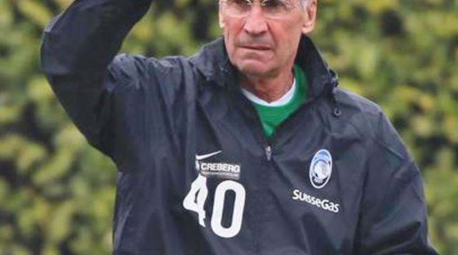 Edy Reja, tecnico nerazzurro