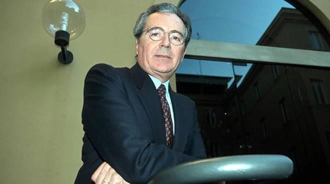 Gian Maria Gros Pietro (Intesa) all'assemblea della Piccola industria di Confindustria