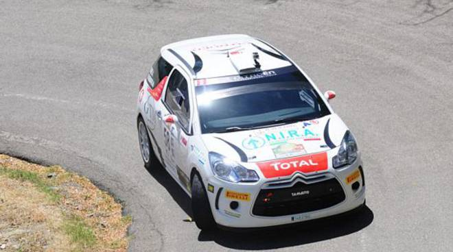Giesse Promotion al Rally dell'Elba
