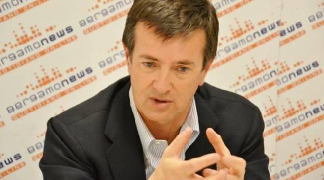 Giorgio Gori, sindaco di Bergamo: è il terzo più apprezzato in Italia
