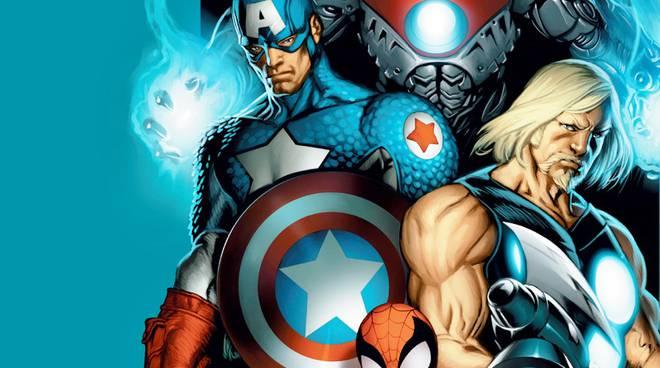 I fumetti Marvel sbarcano a Bergamo