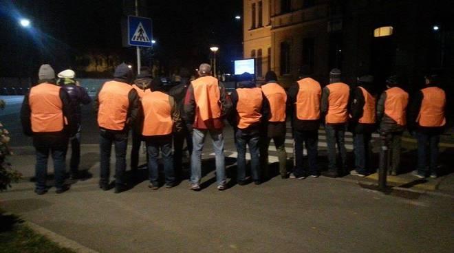 I volontari osservatori del territorio di Torre Boldone
