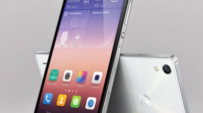 Il nuovo P8 di Huawei