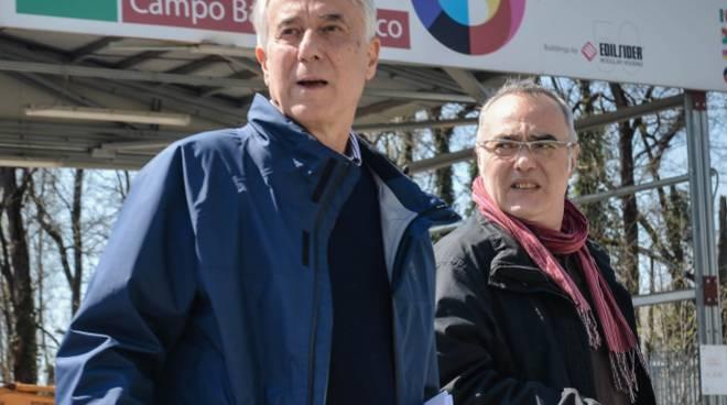 Il sindaco di Milano, Giuliano Pisapia