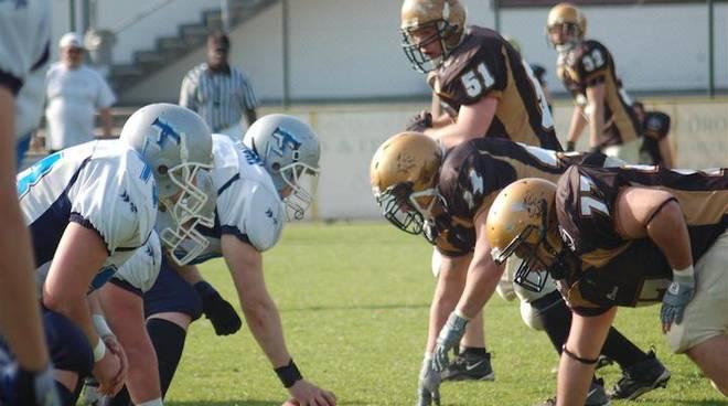 Lions impegnati a Torino