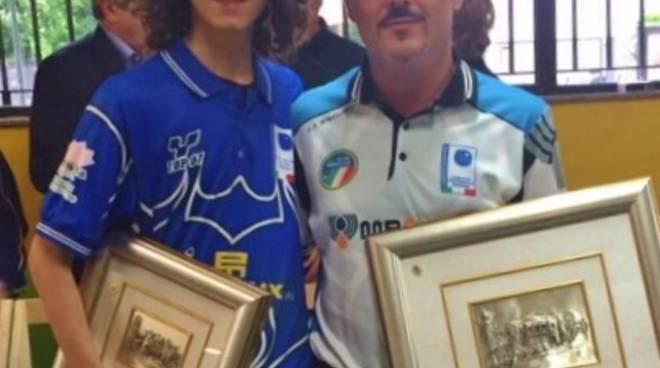 Paolo Rossoni e Massimo Bergamelli