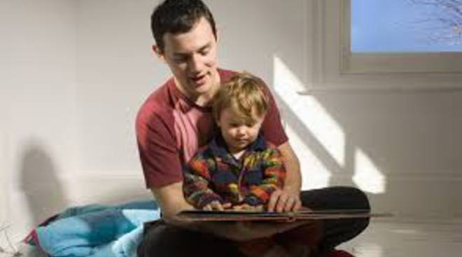 Papà baby sitter
