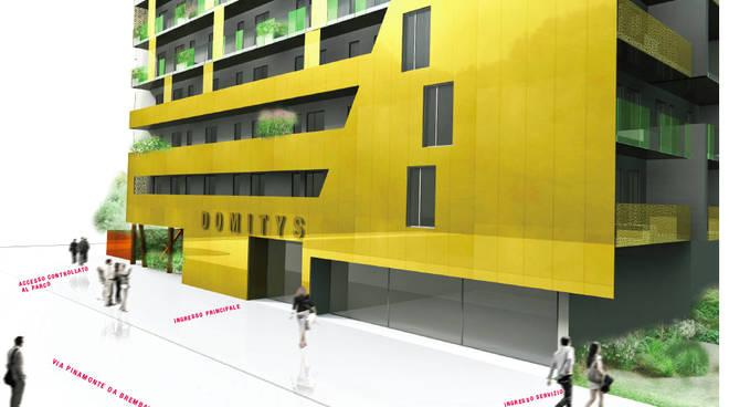 Residenze tra Immobiliare Percassi e il gruppo Domitys