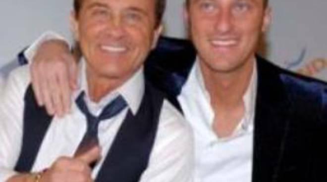 Roby e Francesco Facchinetti