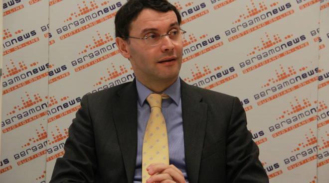 Stefano Paleari, rettore dell'Università di Bergamo