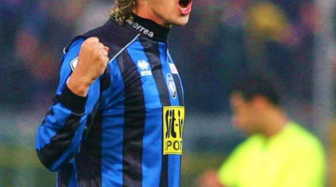 Thomas Manfredini, all'Atalanta dal 2007 al 2013