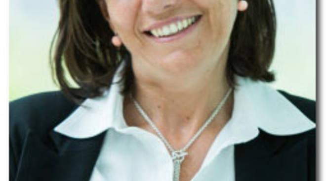 Tiziana Olivieri, direttore Divisione Enterprise e Partner di Microsoft Italia sponsor della community Donne on the Rise.