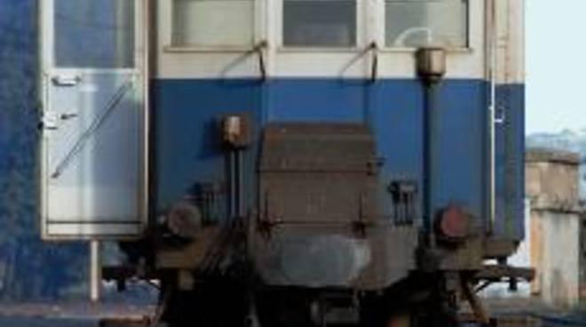 Treno blu
