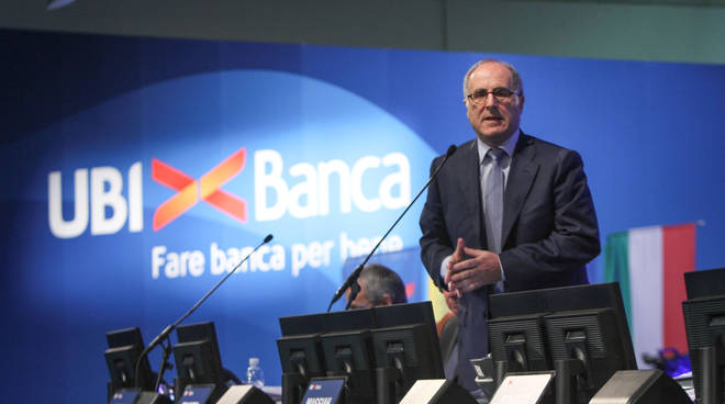 Victor Massiah, consigliere delegato di Ubi Banca