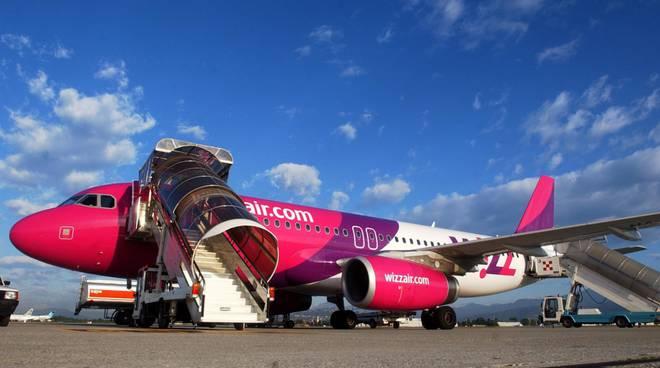 Wizz Air, nuova rotta Bergamo-Debrecen