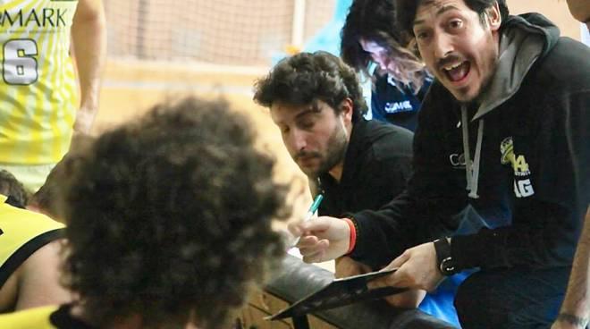 Alessandro Galli, coach della BB14